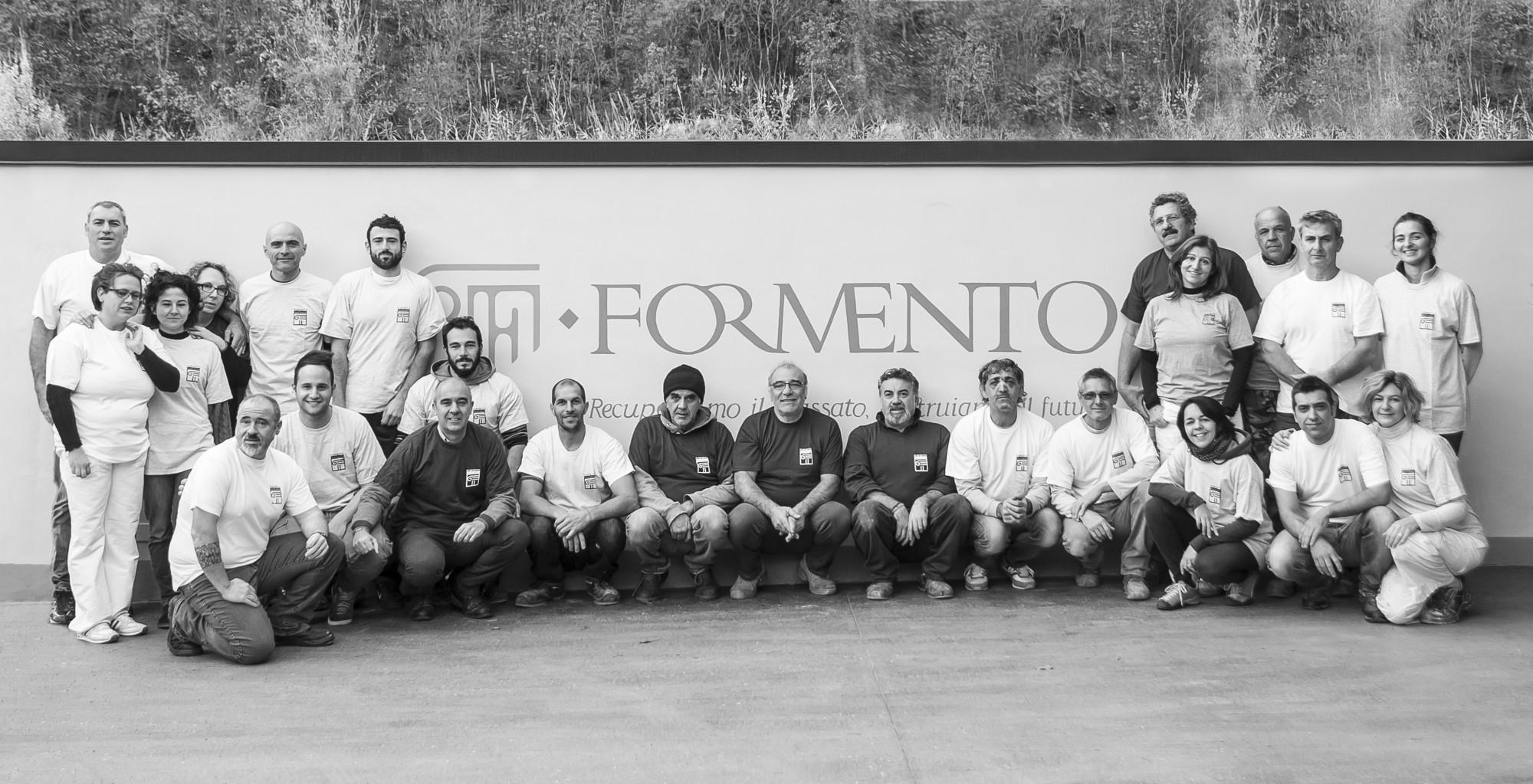 Formento Restauri è un'azienda ligure a conduzione familiare specializzata in ristrutturazioni e restauri dal 1959.