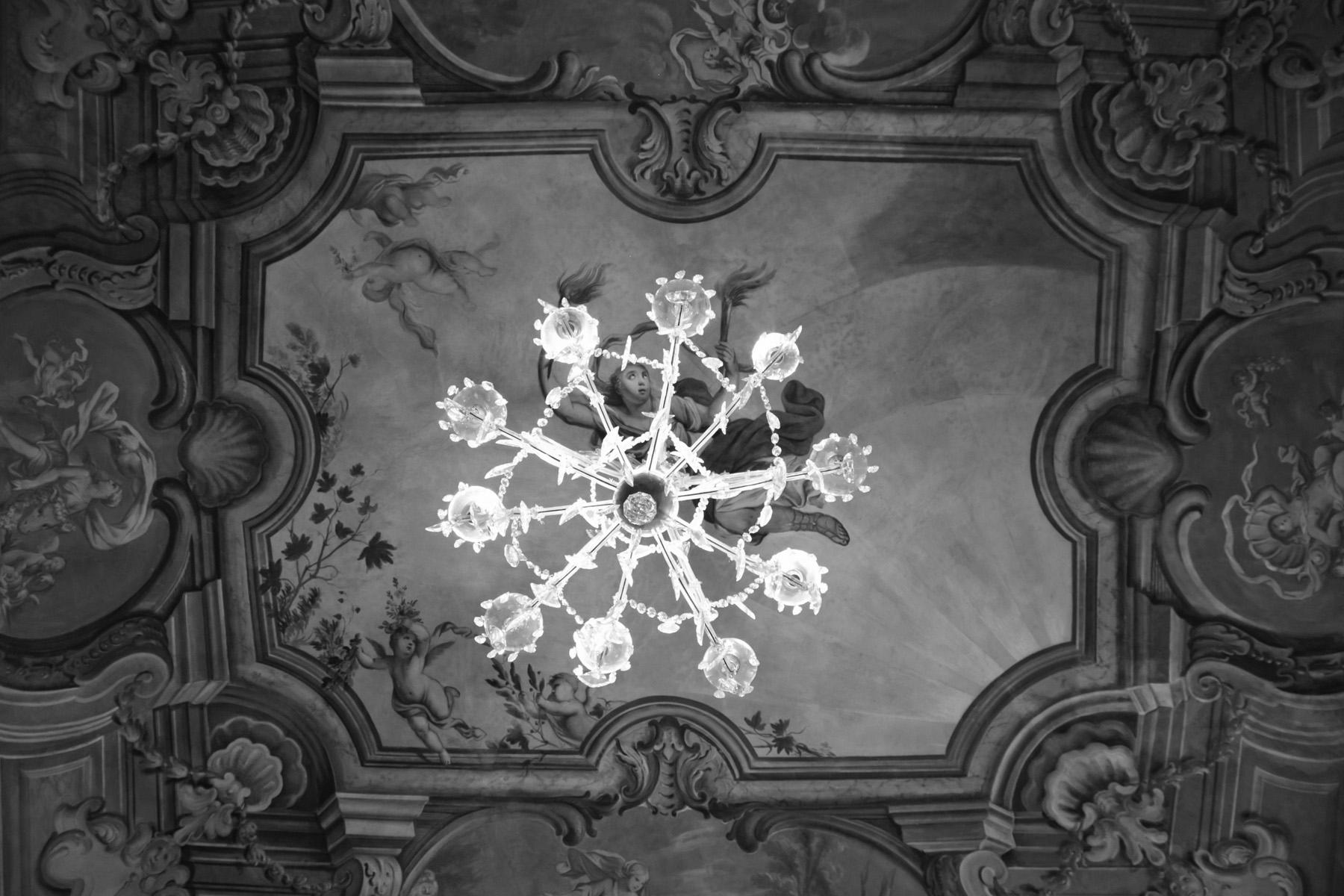 Palazzo Scofferi – Volta affrescata