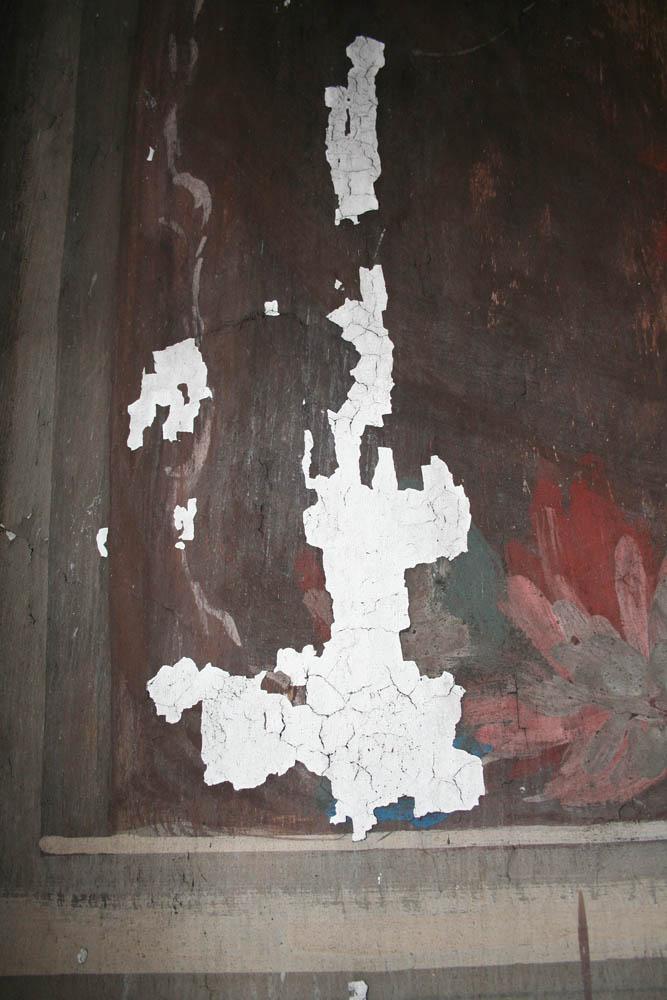 Distacco, disgregazione e polverulenza della pellicola pittorica
